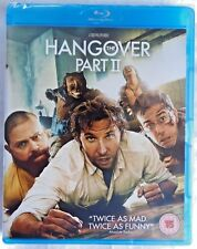 The Hangover Part II - Comedy starring Bradley Cooper (Blu-ray) NEW & SEALED