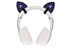 Cat Ear Headphone Attachment, Cat Ears For Headset, Gaming Headset Accessories