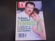 Tom Selleck, Courteney Cox, Doctor Who - TV Guide Magazine 1996