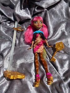 💖Ever After High Ginger Breadhouse  Chapter 1 original doll with stand 💖