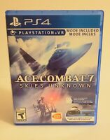 Ace Combat 7 Skies Unknown - Playstation 4 / PS4