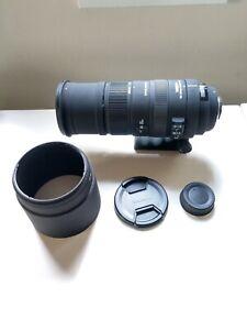 Sigma 150-500mm 1:5-6.3 APO HSM OS Nikon READ