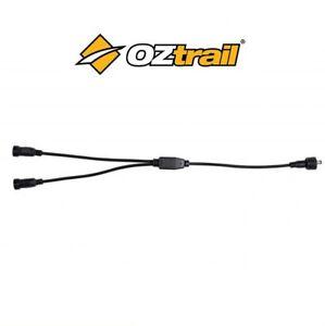 OZTRAIL 2M LED POWER CORD 12V GCL-ALAPC2-D