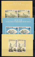 Korea   1970   Sc # 715a-17a   Painting   MNH   (2-3098)
