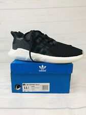 3269f968d NEW Mens Sz 11.5 adidas Originals EQT Support 93 17 Black White Boost BZ0585