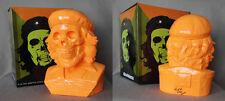 """Frank Kozik SIGNED 2010 16"""" SDCC Orange Dead Che Bust LE 50 AUTOGRAPHED Vinyl"""