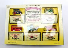 Vintage Matchbox Originals Recreations of Early Vehicles Collector Box Set
