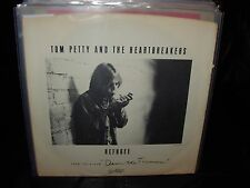 """Tom Petty refugee ( rock ) 7""""/45 picture sleeve"""