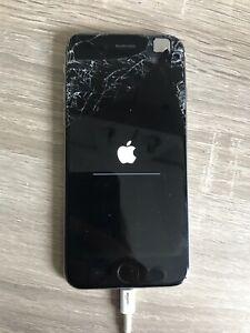 Iphone 6 Ee Damaged Screen