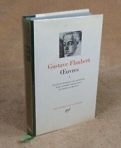LA PLEIADE :  FLAUBERT - OEUVRES 1  / 1977