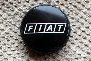 Original OEM Fiat Alloy Wheel Center Plastic Cap Cover Hub