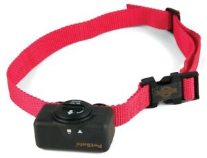 PetSafe Collar Bark Control Automatically Increases Levels Deter Barking