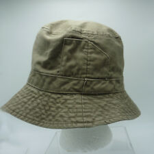 Arlin Khaki Bucket Fishing Hat with multiple pockets for lures tools pocketknife