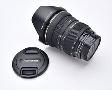 Tokina AT-X Pro 20-35mm f/2.8 Zoom Lens for Nikon Mount Hood & Caps (#5956)