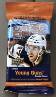 2020-2021 Upper Deck Hockey Series 1 Value Fat Pack Young Guns Rookie RC Auto ?