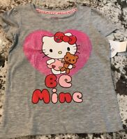 NWT BABY GIRL HELLO KITTY SHIRT SIZE 18 MONTHS