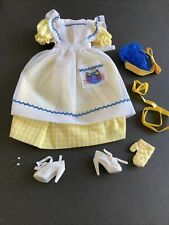 Mel Odom's Gene Doll Baking Cookies Outfit
