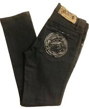 VALENTINO Black Jeans Authentic Size XS RRP $500