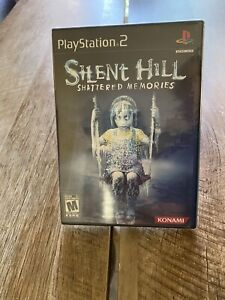 Silent Hill: Shattered Memories (Sony PlayStation 2, 2010) Mint Condition, CIB
