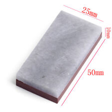 10000 Grit Knife Oilstone Razor Sharpener Fine Polish Stone Whetstone 50*25*10mm