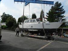 Führerschein Frei Stahl Boot WIBO 850 Tausch oder Raten - Teilzahlungen möglich