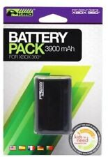 KMD Rechargable Battery Pack: Black for Xbox 360