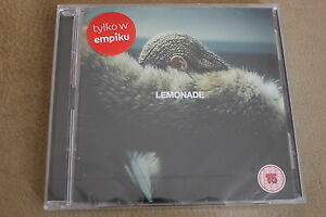 Beyonce - Lemonade CD Polish Stickers