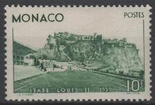 "MONACO STAMP TIMBRE N° 184 "" STADE LOUIS II 10F VERT 1939 "" NEUF xx LUXE K912E"