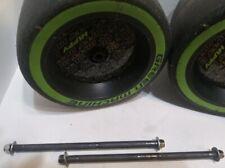 "10"" Huffy Green Machine Trike Big Wheel Tricycle Rear Wheels"