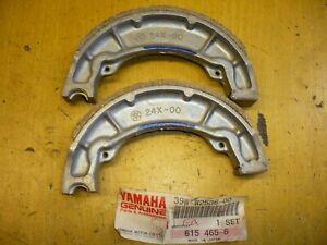 machoire tambour de frein  yamaha 39W-W253E-10 39W-W2536-00 yt 200 ty 350 yz 125