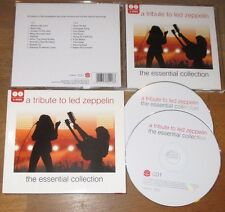 A Tribute to Led Zeppelin The Essential Collection 2-cd-set Quiet Riot di anno