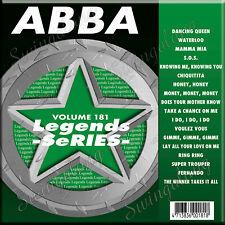 Karaoke Legends 2 Disc Cd+G Abba &Carpenters Olivia Newton & More W/Print