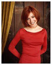 "* Buffy The Vampire Slayer * ""Willow"" (Alyson Hannigan) 8x10 glossy Print"
