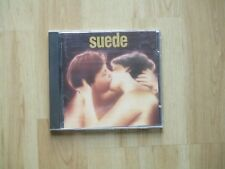 SUEDE CD Suede (Incl Animal Nitrate) EX+