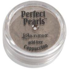 CAPPUCCINO Perfect Pearls Pigment Powder 1oz Jar - Ranger