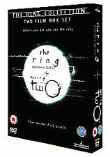 The Ring/Ring Two (DVD, 2010, 2-Disc Set)