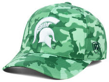 Michigan State Spartans New NCAA Gulf Camo Green Flex Fit Hat-Medium/Large $28