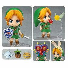 Good Smile The Legend of Zelda: Majora's Mask 3D Link Nendoroid Action Figure