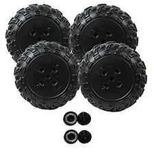 Power Wheels P8814 Arctic Cat Tru 2 Right Wheels and 2 Left Wheels Kit