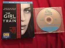 The Girl on the Train BLU-RAY DISC ONLY In Jewel Case And Slipcover