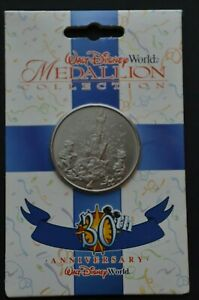 Disney Medallion Collection 30th Anniversary Coin Medallion