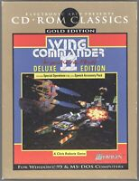Wing Commander II (Deluxe Edition, IBM/PC, Gold Edition) Special Operations 1 &2