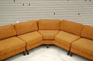 dunbar sectional lounge sofa ed wormley mid century