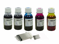 500ml refill ink for HP Canon Brother Dell Epson printer cartridges ,Extra black