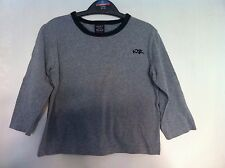 Boy's Grey Long Sleeve T-shirt - Size 2 Years - Next