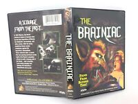 The Brainiac Rare 1962 Cult Classic DVD Horror Baron of Terror Weird OOP