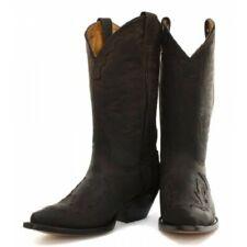 Botas de hombre marrón Grinders Arizona Reino Unido 9 & 10