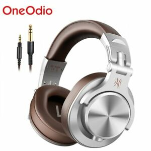 Oneodio A71 Professional DJ Headphones Wired Headset Headphone Recording Monitor