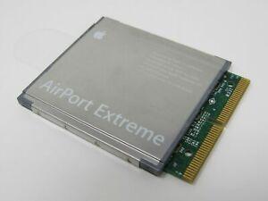 Apple Airport Extreme Wireless Card S/N HS30669NN6SA AP-ID 000393E9578C A1026