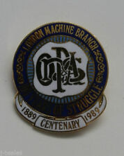 Enamel 1980s Collectable Political & Trade Union Badges